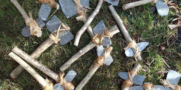 Stone axes