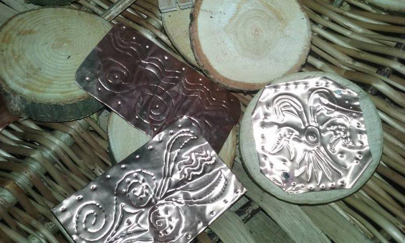 Copper work 2