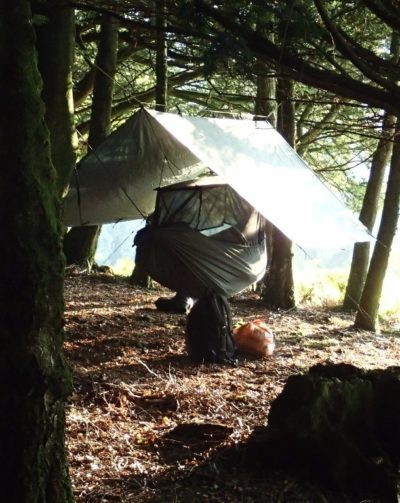 Hammock camp