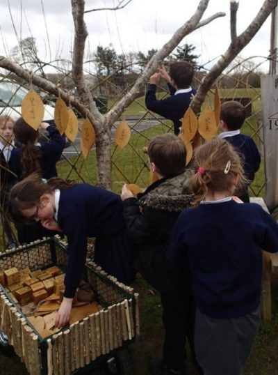 Vicarage tree story